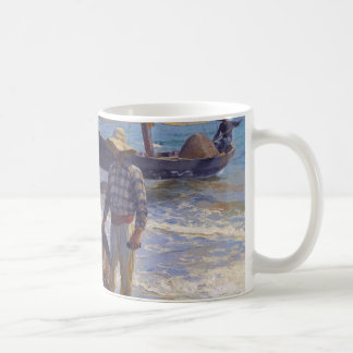 Valencian Fisherman - Joaquín Sorolla Coffee Mug