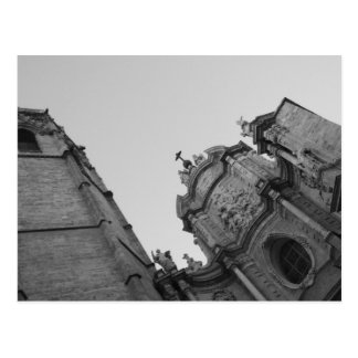 Valencia's Cathedral, Spain Postcard