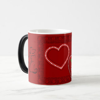 Valentin Magic Mug