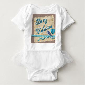 Valentine #2 baby bodysuit