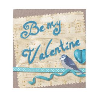 Valentine #2 notepads