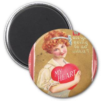 Valentine #4 magnet