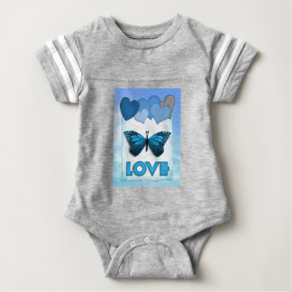 Valentine #6 baby bodysuit