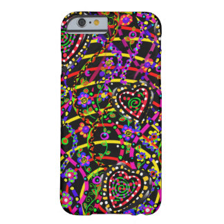 Valentine Art Barely There iPhone 6 Case
