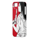 Valentine Assassin iPhone 5 Case