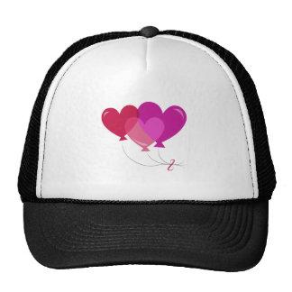 Valentine Balloons Cap