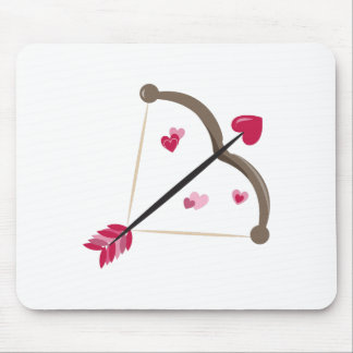 Valentine Bow Mouse Pads