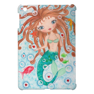 """Valentine Bubbles"" iPad Mini Case"
