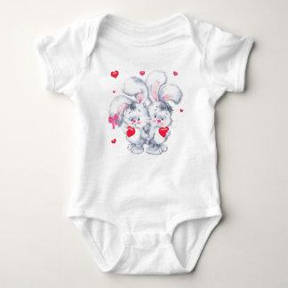 Valentine Bunnies T-shirts