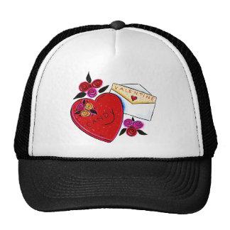 Valentine Candy Hats