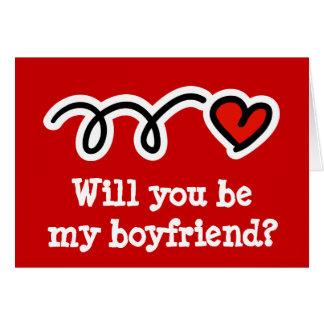 Valentine card message for future boyfriend