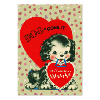 Valentine Card Pack for kids Pack Of Chubby Business Cards