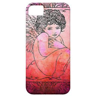 VALENTINE CHERUB iPhone 5 CASES