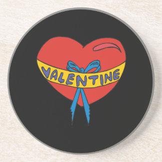 Valentine Drink Coasters