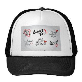 Valentine Collection Cap