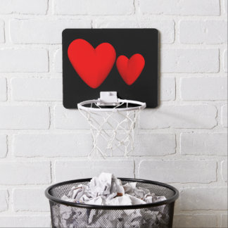 Valentine Day Mini Basketball Hoop