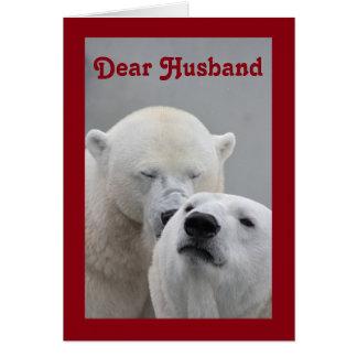 Valentine Dear Husband Card