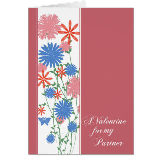Valentine for Partner Card