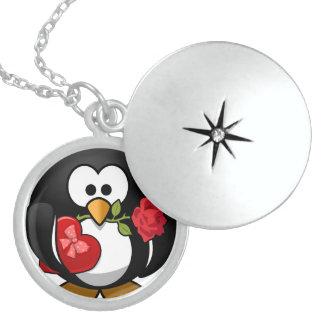 Valentine Gift  Silver Round Locket
