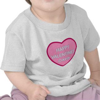 Valentine Heart-Infant Basic Short Sleeve T-Shirt
