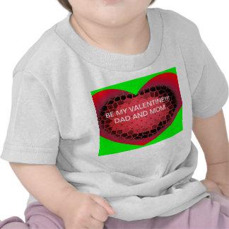 Valentine Heart Infant T-Shirt