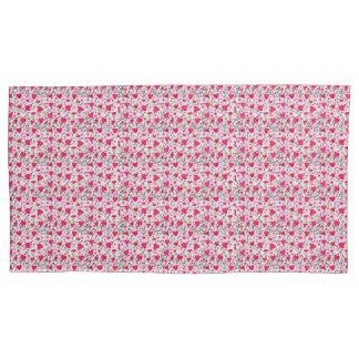 Valentine Hearts Pillowcase