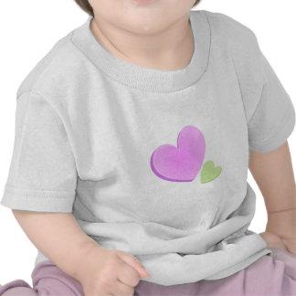 Valentine Hearts Tee Shirt