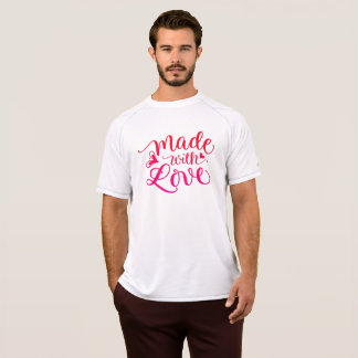 Valentine, Love, Rose, Pink, Beautiful, Couple T-Shirt