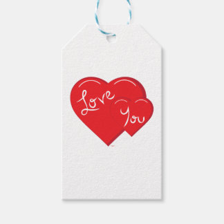 -Valentine-Love you 2- Red Hearts