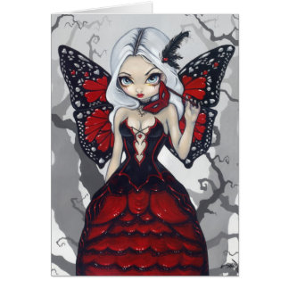 """Valentine Masquerade"" Greeting Card"