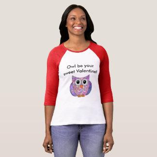 Valentine Owl Shirt