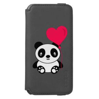 Valentine Panda Incipio Watson™ iPhone 6 Wallet Case