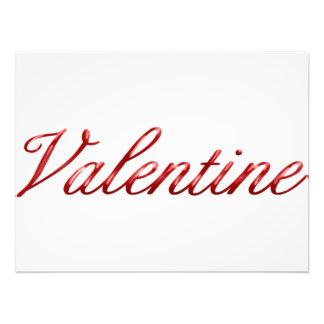 Valentine Photograph