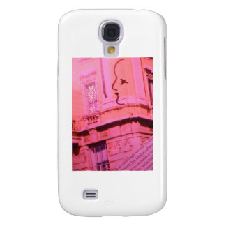 Valentine Pink Red Paris With Floating Girl Dream Samsung Galaxy S4 Covers