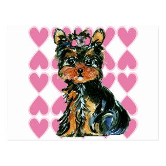Valentine Poo Postcard
