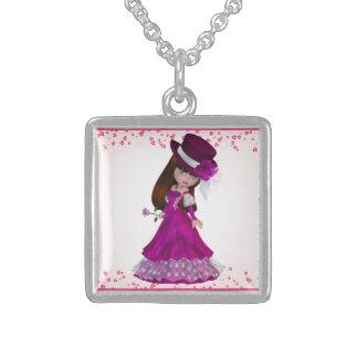Valentine Princess Necklace