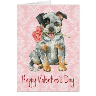 Valentine Rose ACD Card