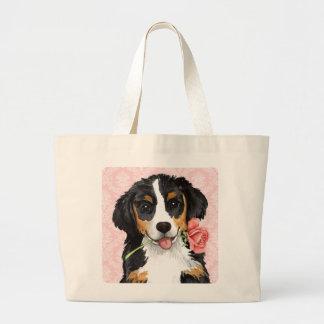 Valentine Rose Berner Canvas Bags