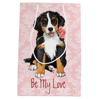 Valentine Rose Berner Medium Gift Bag
