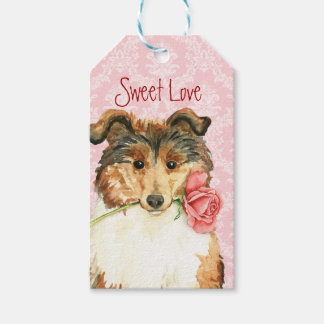 Valentine Rose Collie