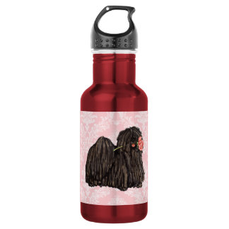 Valentine Rose Puli 532 Ml Water Bottle