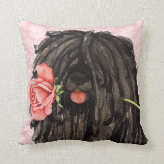Valentine Rose Puli Cushion