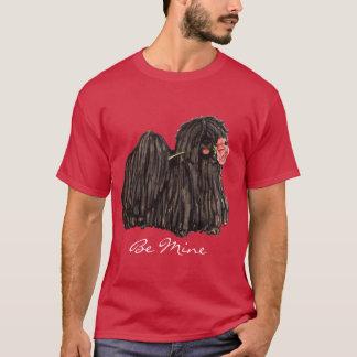 Valentine Rose Puli T-Shirt
