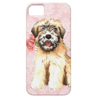 Valentine Rose Wheaten iPhone 5 Case