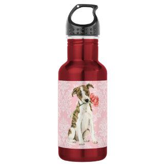 Valentine Rose Whippet 532 Ml Water Bottle