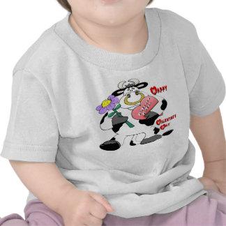 Valentine s Day Bull Shirt