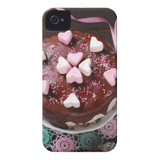 Valentine' S Day: Coffee & Chocolate Eight iPhone 4 Case