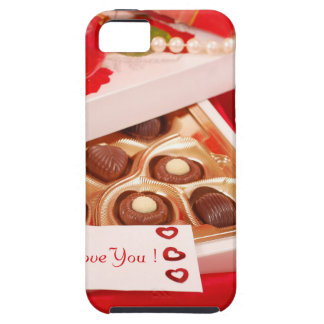 Valentine' S Day: Coffee & Chocolate Eighteen Case For The iPhone 5