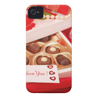 Valentine' S Day: Coffee & Chocolate Eighteen iPhone 4 Covers