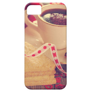 Valentine' S Day: Coffee & Chocolate Fifteen Case For The iPhone 5